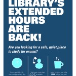 library extended hours winter 2015