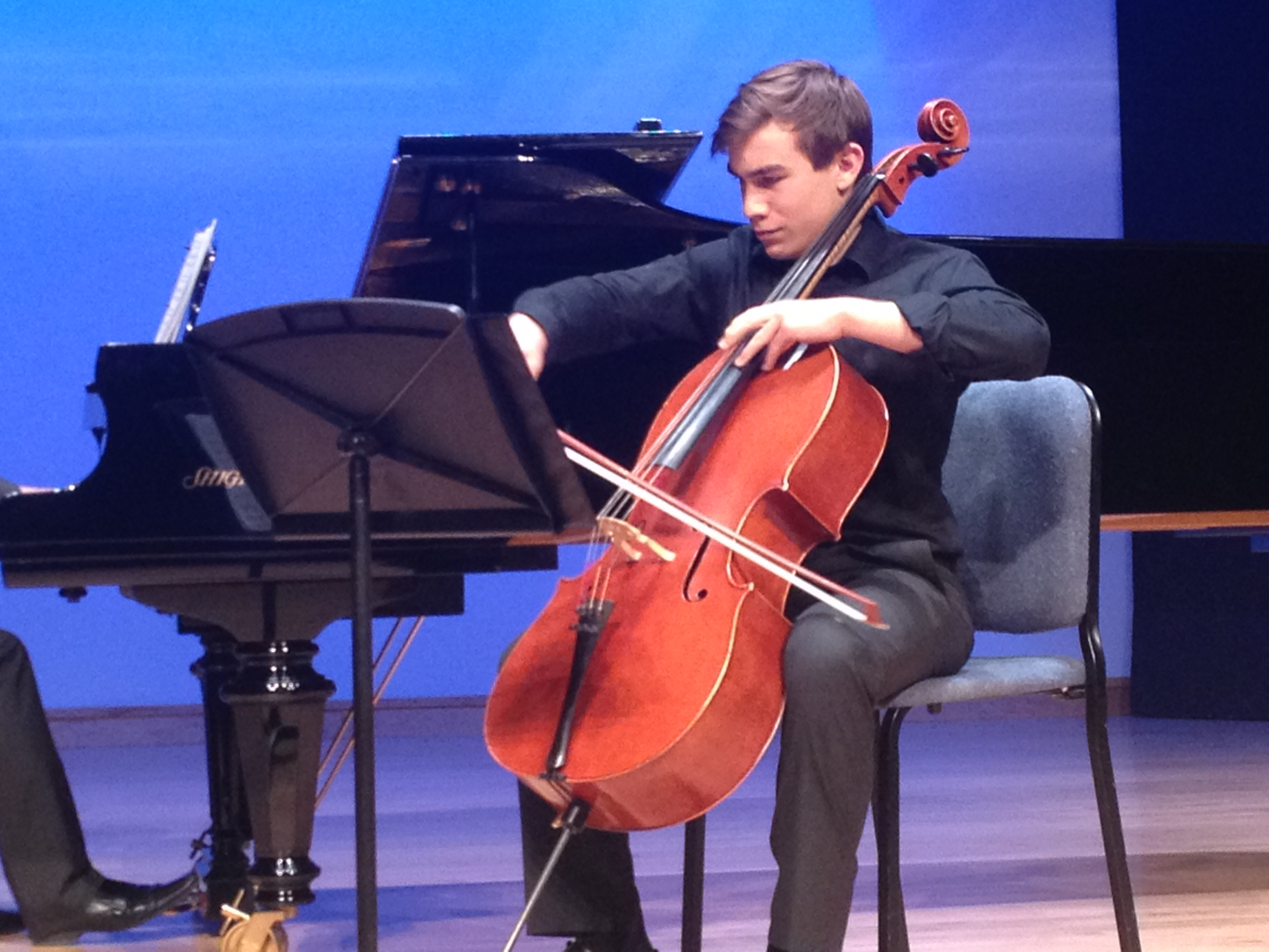 Academy grad Maclean Pachkowski reflects on a decade of growth at Mount Royal Conservatory