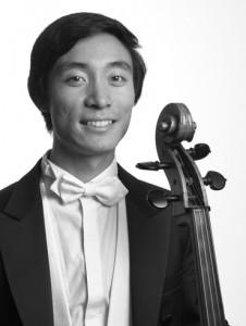 Cellist Tian Bonian is an alumnus of Mount Royal Conservatory's Morningside Music Bridge international training school.
