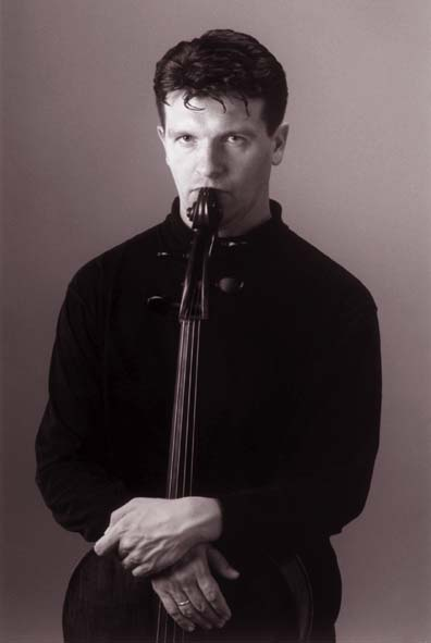 Cellist Tomasz Strahl from Warsaw is a sought-after teacher at Morningside Music Bridge at Mount Royal Conservatory.