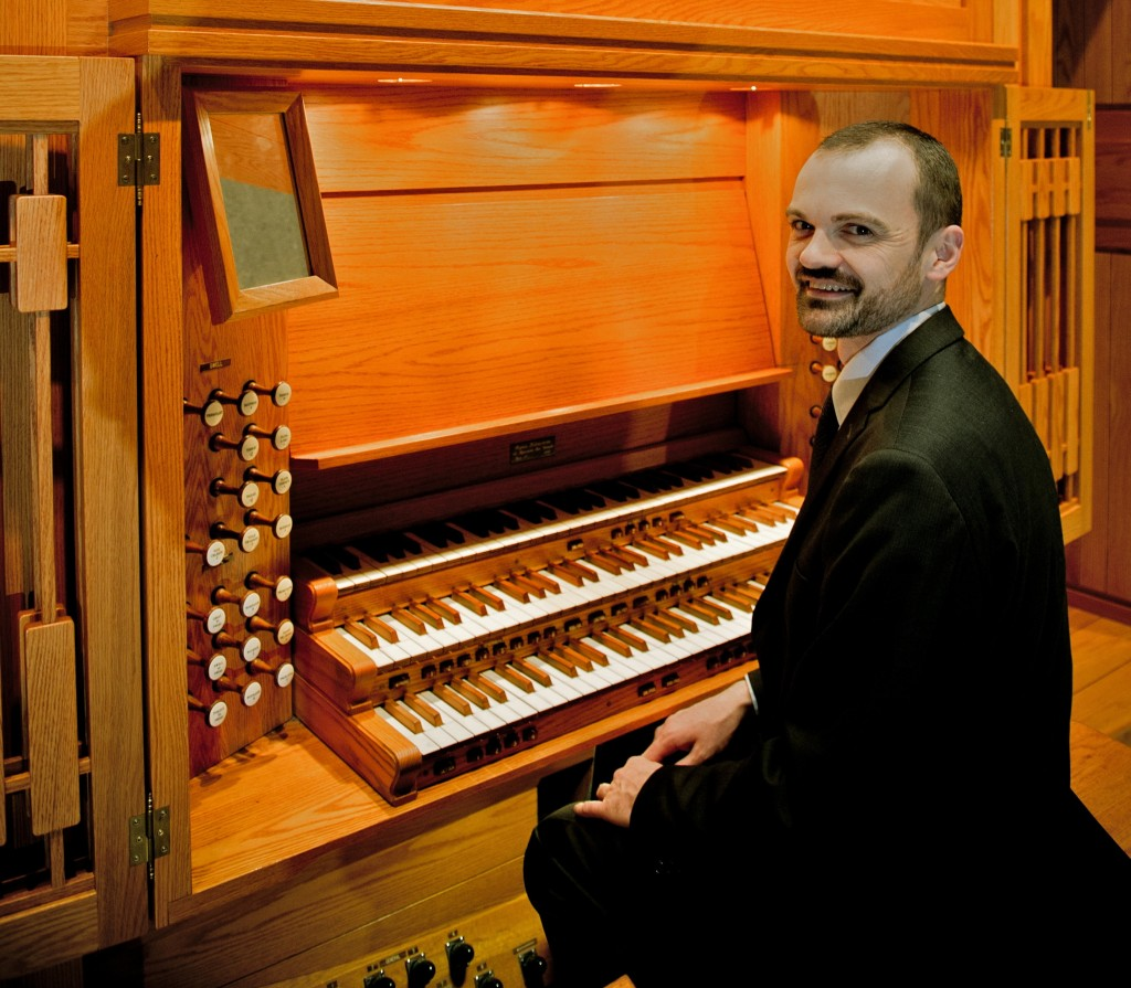 Mount Royal Conservatory's Neil Cockburn is head of Organ Studies, MRU carillonneur, and organizer of Calgary Organ Festival, which begins this week.