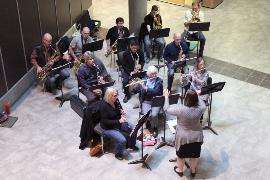 Mount Royal Conservatory's Adult Beginning Band is a great way to pick up an instrument from your youth or your dreams.