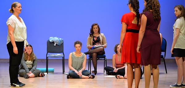 Cowtown Opera Summer Academy 2014