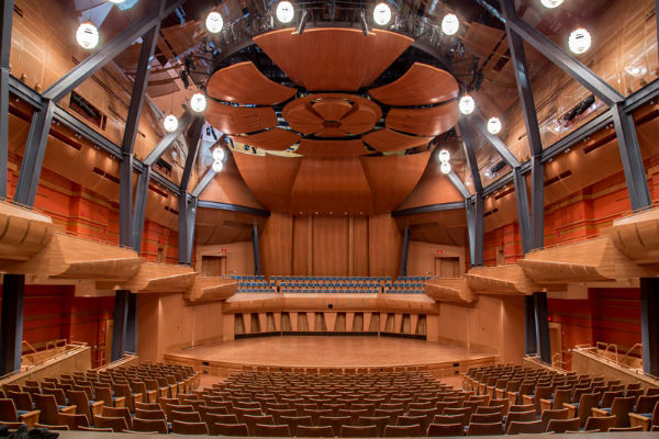 The Stage Is Set For Bella Concert Hall Opening Festival