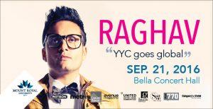 Raghav Promo Poster